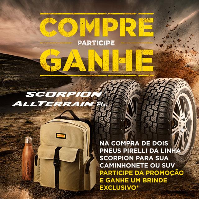 promo scorpion